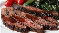 Miso-Glazed Skirt Steak