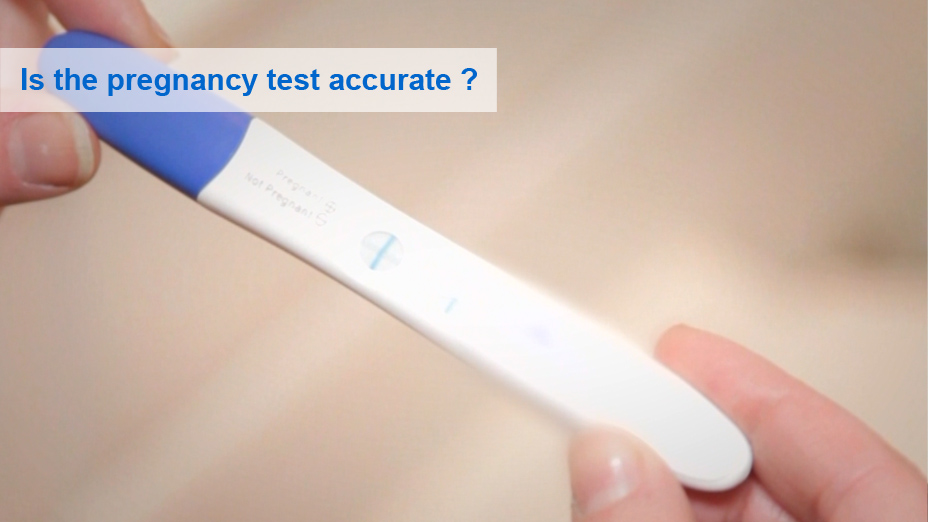 Is the pregnancy test accurate?
