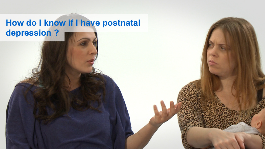 How do I know if I have postnatal depression?