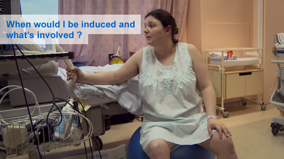 When would I be induced and what's involved?