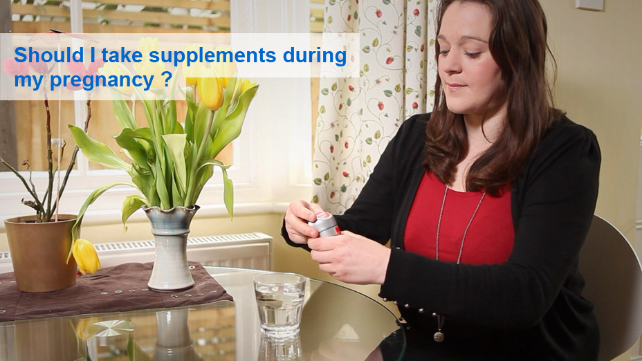 Should I take supplements during my pregnancy?