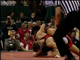 2008 Division I State Wrestling Highlights