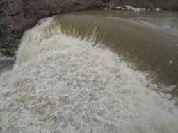 Black River Roars Again (2/10/09)