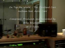 CAVS song feat. Austin Carr 'On Top of the World'