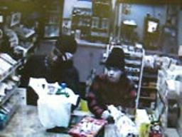 Suspects in stolen credit card case