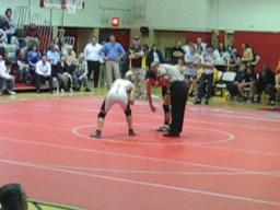 Petrides vs. Madison Wrestling Championship
