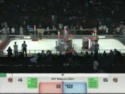 FIRST Robotics team 375 Quarter final