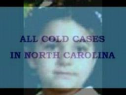 Unsolved Murders, Missing Persons & Doe's in North Carolina