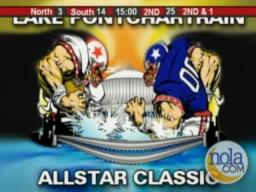 Pontchartrain All Star Classic 2nd QTR