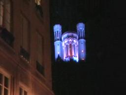 Festival of the Lights, Lyon France