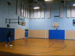 basketball practice