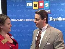 Mayor Sarno on 2008 Business Market Show