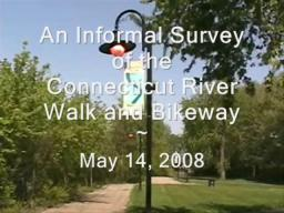 An Informal Survey of the River Walk