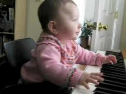 Penelope Plays Piano