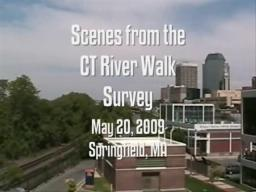 Survey of the CT River Walk & Bikeway