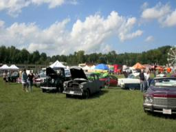 Car show and Fair.