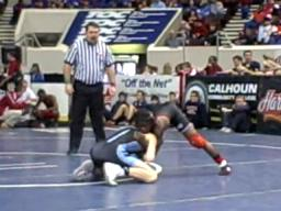 Wrestling SPHS vs OHS