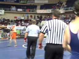 Wrestling LEE vs HHS
