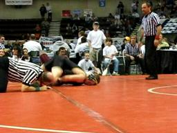 Wrestling SHS vs GHS