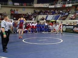 Wrestling HTHS vs OHS