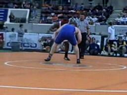 AHSAA 6A 215 Wrestling Finals