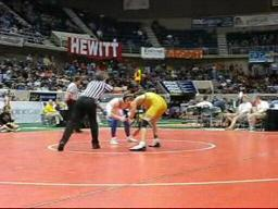 AHSAA 5A 119 Wrestling Finals