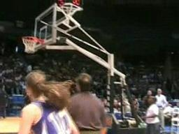 Paige Parker 3-point shootout