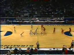 6A Girls Championship - Clay-Chalkville vs. Bob Jones - 1st Qua