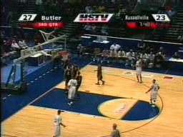 5A Boys Championship - Butler vs. Russellville - 3rd Quarter