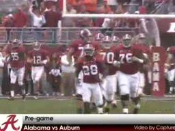 Iron Bowl highlights