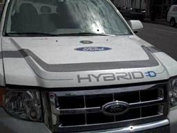 Ford Escape Plug-In Hybrid demonstration
