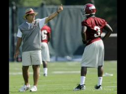 The Nick Saban Show, Sept. 3, 2009