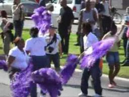 Lundi Gras Second Line