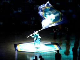 New Orleans Hornets vs. Indiana Pacers November 21, 2007