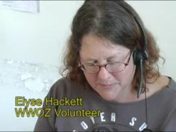 Inside look at WWOZ 2008 Spring Drive volunteers