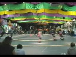 Big Easy Rollergirls December double header