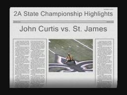 2A State Championship John Curtis vs. St. James