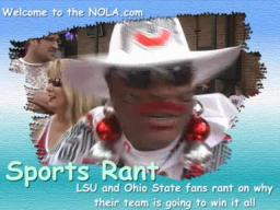 NOLA.com BCS Fan Rants - January 06, 2008