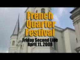 French Quarter Fest Kickoff
