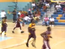 McDonogh 35 vs MLK Middle School Basketball