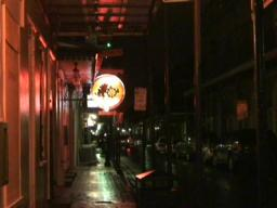 Scenes of life in the French Quarter