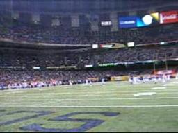 Bayou Classic 2008: Grambling vs. Southern