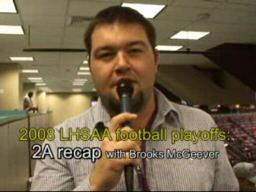 2008 LHSAA playoff: 2A recap