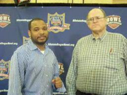 Sugar Bowl video: Nakia Hogan and Ted Lewis discuss Tuesday's a