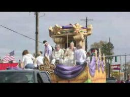 Mardi Gras 2009: Krewe of Slidellians