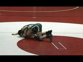 CD's Kenny Stank scores quick pin