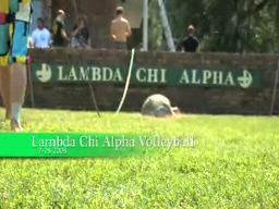 Lambda Chi Alpha 48 Hours of Volleyball