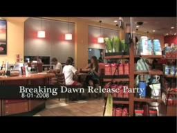 Breaking Dawn Release Party
