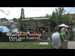 The Flint Jazz Festival