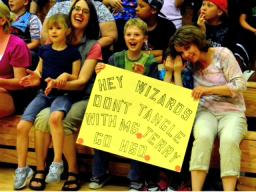 Argus Community Album: Harlem Wizards vs. Hoopsters